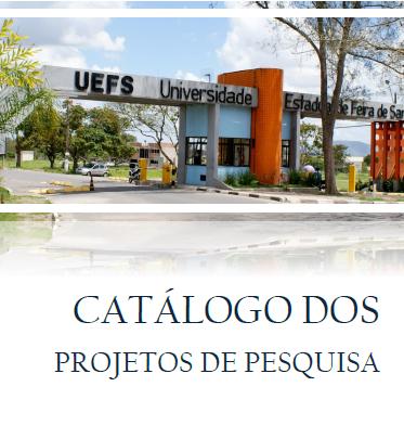 Catálogo dos Projetos de Pesquisa